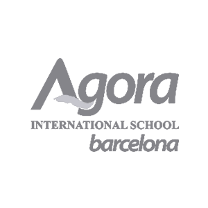Agora International Language School Logo