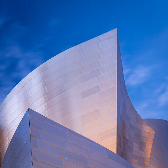 Walt Disney Hall - Los Angeles